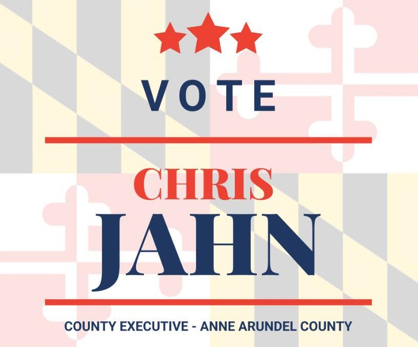 Chris Jahn for Anne Arundel County Executive